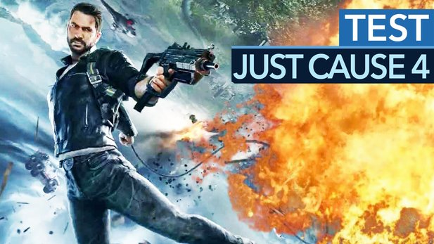 Just Cause 4 - Testvideo zum explosiven Open-World-Spektakel