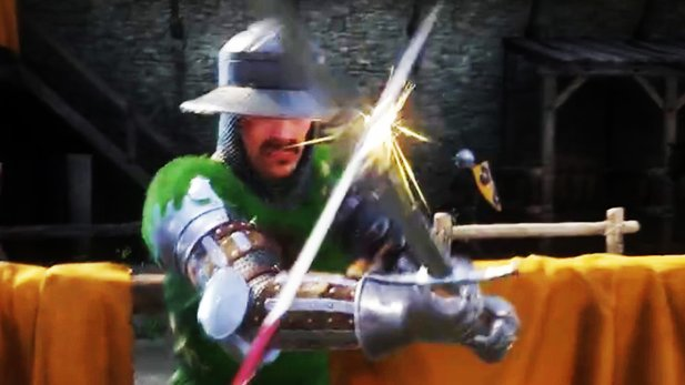 Kingdom Come: Deliverance - Trailer: Mehr Story als DLC, Ritter-Turniere als Gratis-Update