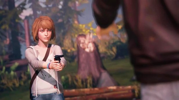 Life is Strange - Ingame-Trailer zur Episode 2 »Out of Time«