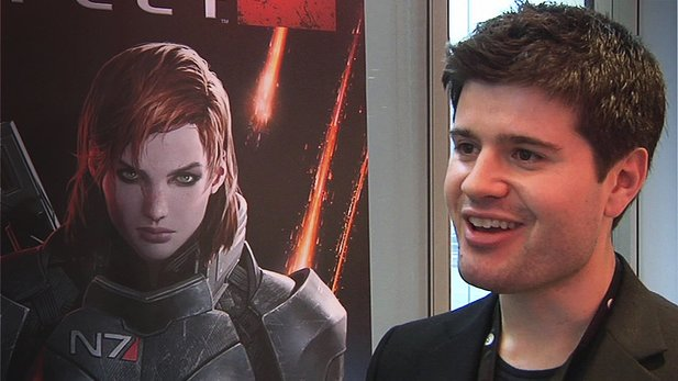 Mass Effect 3 - Interview mit Mike Gamble