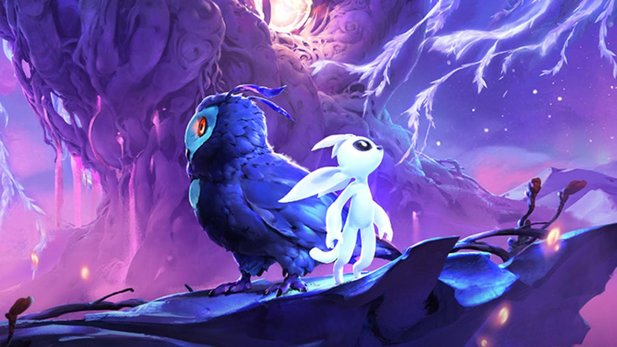 Ori and the Will of the Wisps im Test für Xbox One X.