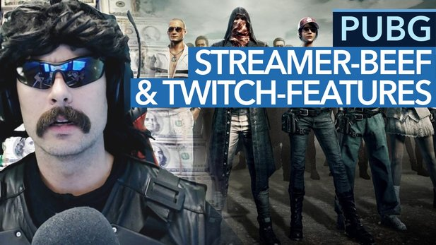 Playerunknown's Battlegrounds - Video: Streamer-Streit & Twitch-Prime-Features