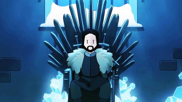 Reigns: Game of Thrones - Ankündigungs-Trailer zeigt Jon, Daenerys und Tyrion auf dem Thron