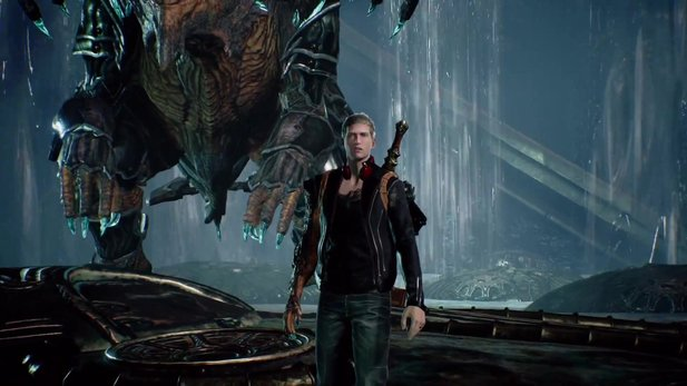 Scalebound - E3-2016-Trailer mit Multiplayer-Koop-Gameplay