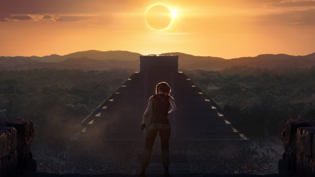 In Shadow of the Tomb Raider begegnet Lara der alten Maya-Kultur.