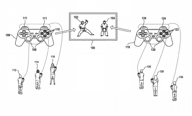 Sony PS5-Controller Patent DualShock 5