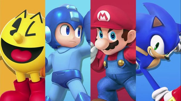 Trailer von Super Smash Bros.