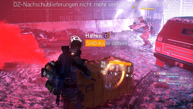 The Division: Incursion-Update - Supply Drop in der Dark Zone