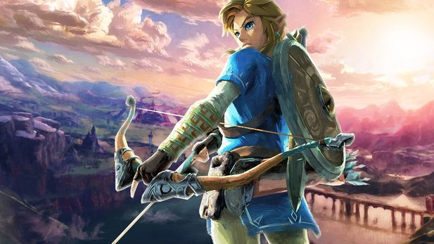 The Legend of Zelda: Breath of the Wild hat Gold ergattert.