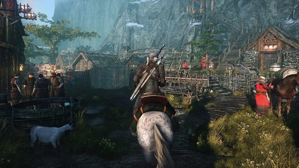 The Witcher 3: Wild Hunt - Topspiel-Video: Die Spielwelt