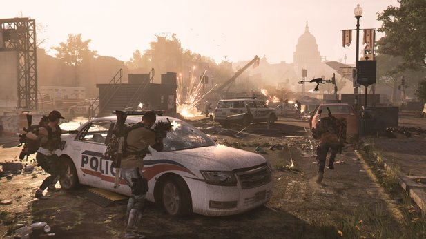 Tom Clancy's The Division 2 will Solospieler ansprechen.