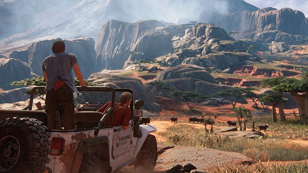 Uncharted 4: A Thief's End - Story-Trailer