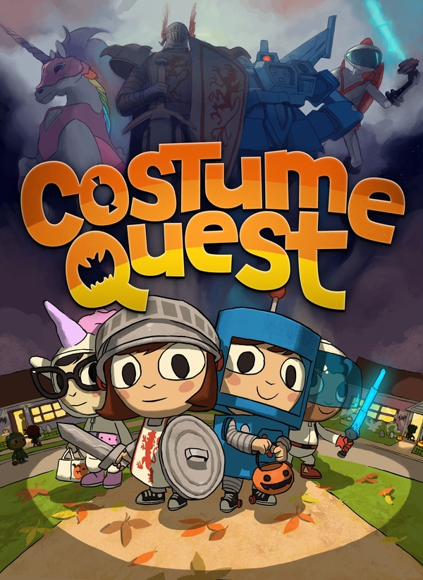 Cover zu Costume Quest
