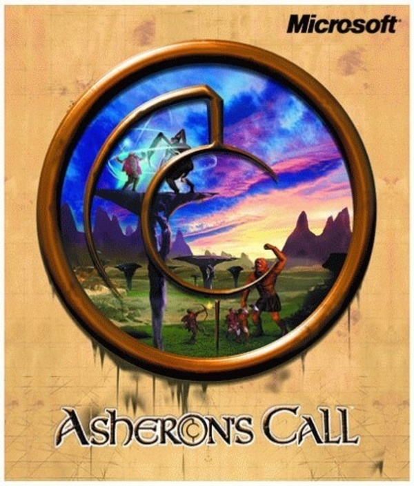 Cover zu Asheron's Call