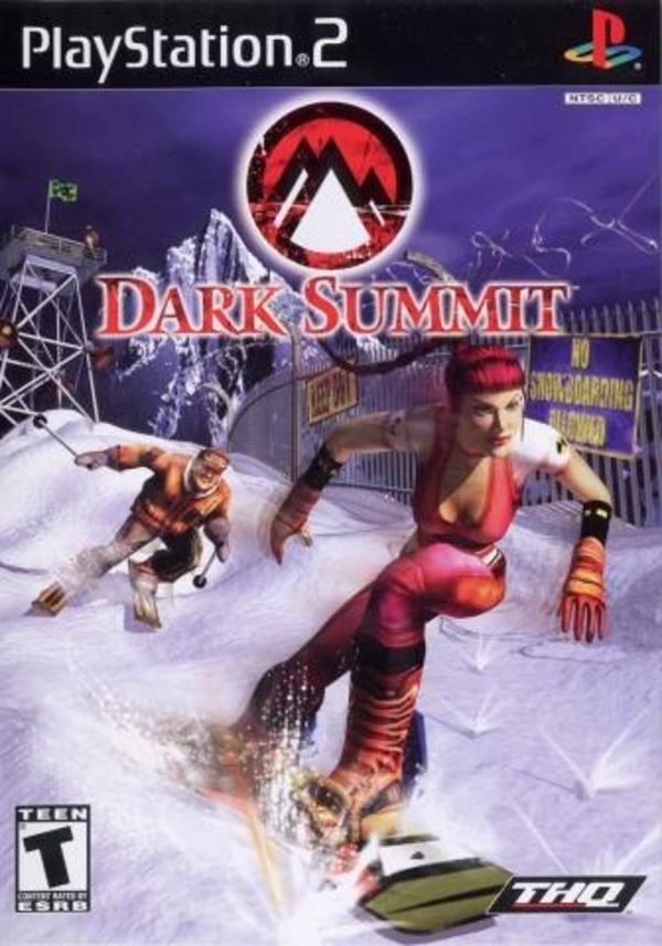 Cover zu Dark Summit