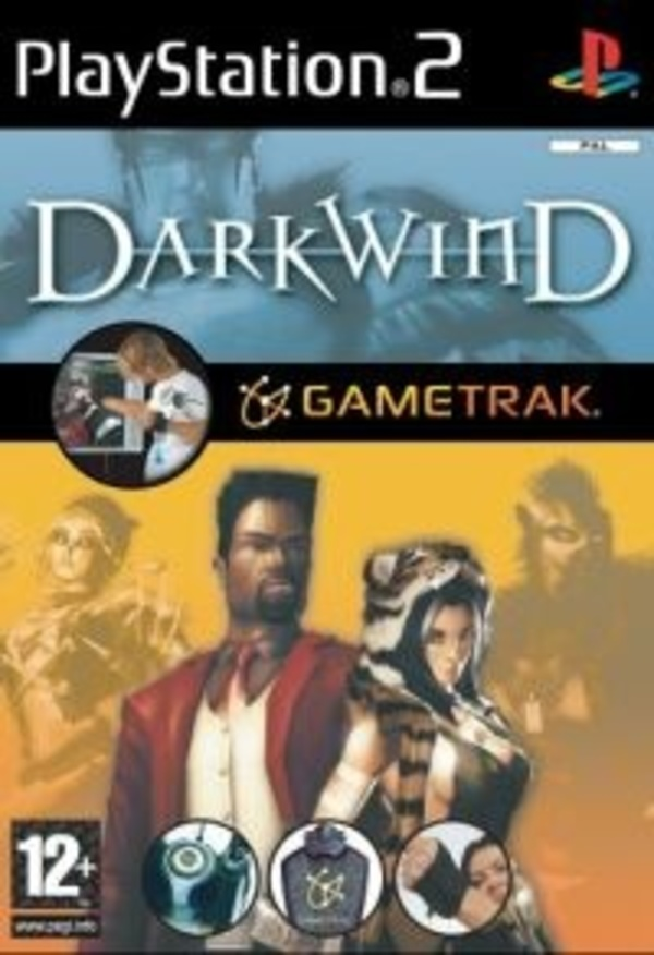 Cover zu Dark Wind