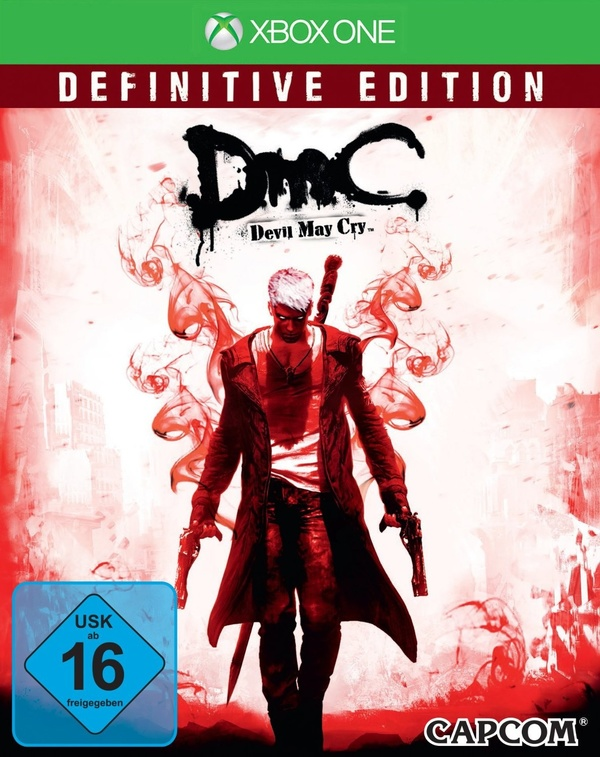 Cover zu DmC: Definitive Edition