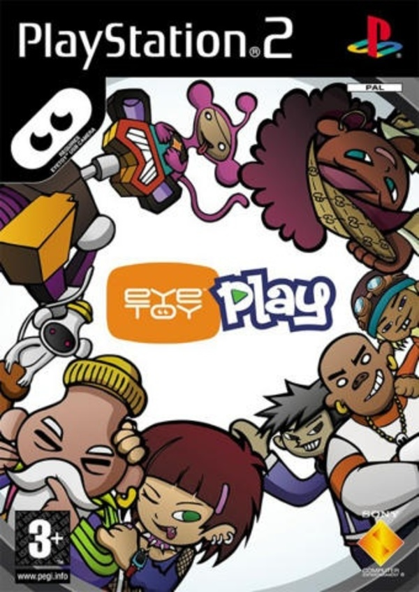 Cover zu Eye Toy: Play