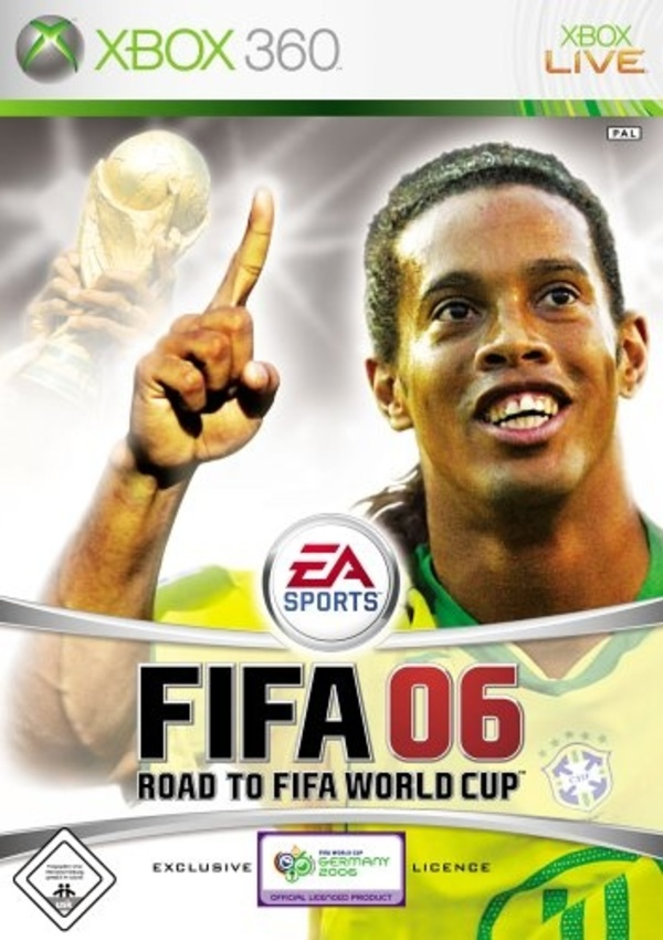 Cover zu FIFA 06: Road to FIFA World Cup