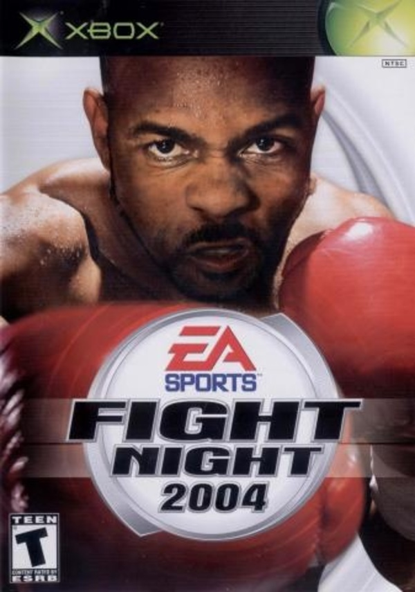 Cover zu Fight Night 2004