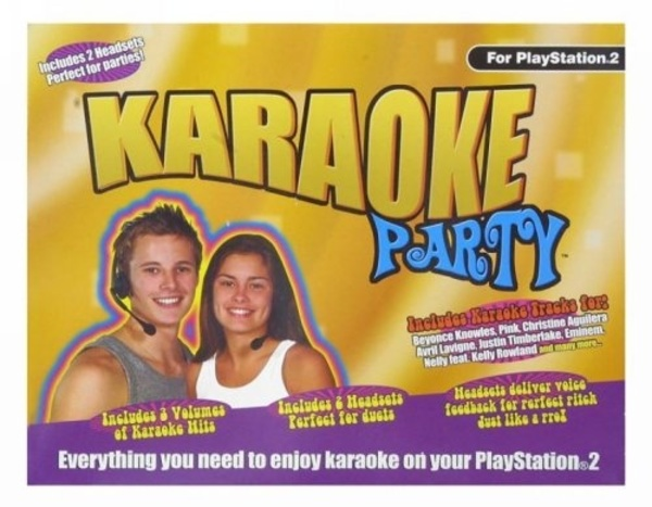 Cover zu Karaoke Party