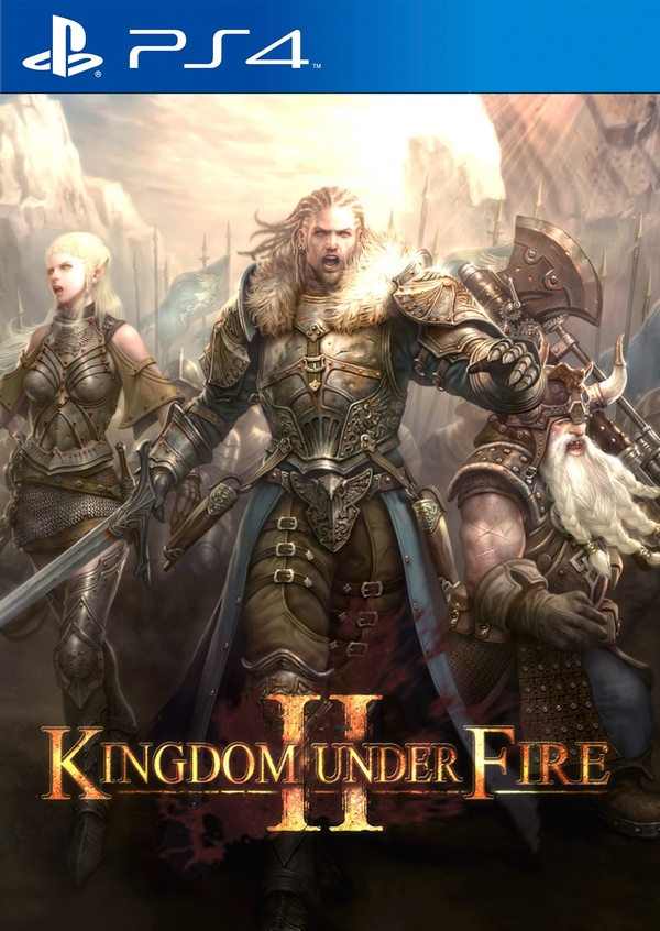 Cover zu Kingdom Under Fire 2