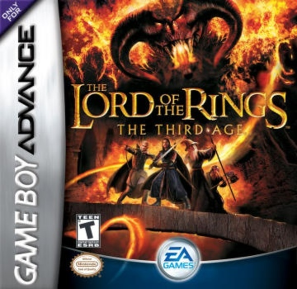 Cover zu Lord of the Rings: The Third Age, The
