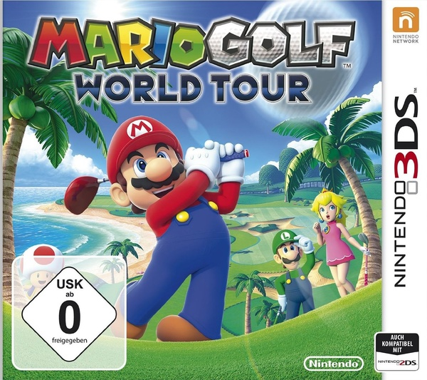 Cover zu Mario Golf: World Tour