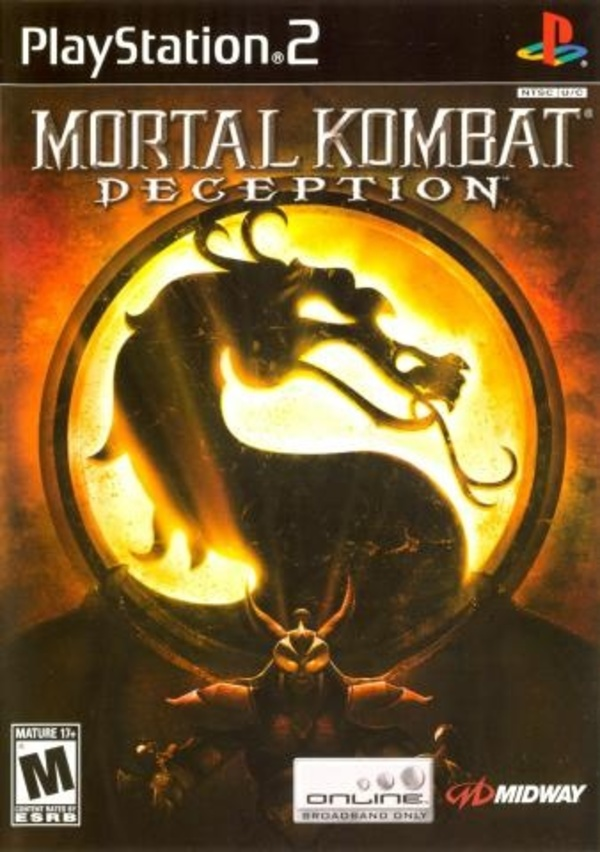 Cover zu Mortal Kombat Deception