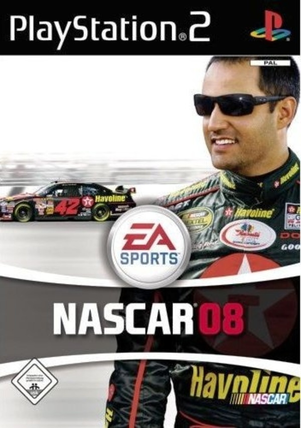 Cover zu NASCAR 2008: Chase for the Cup