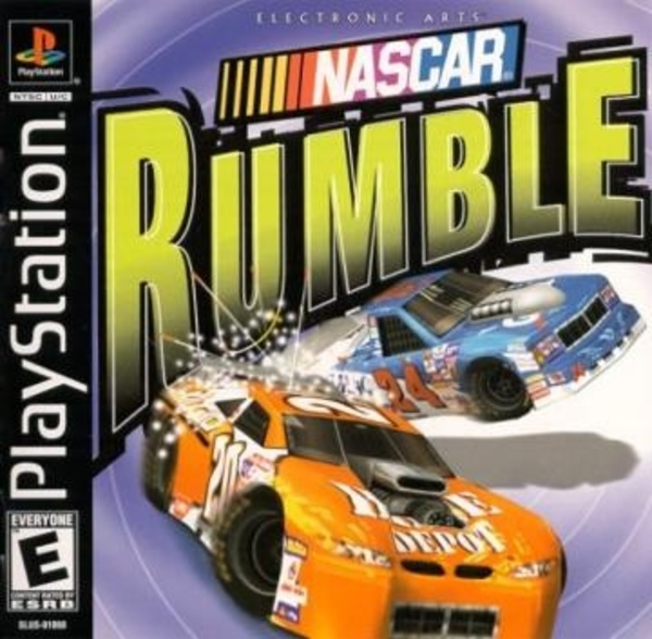 Cover zu NASCAR Rumble