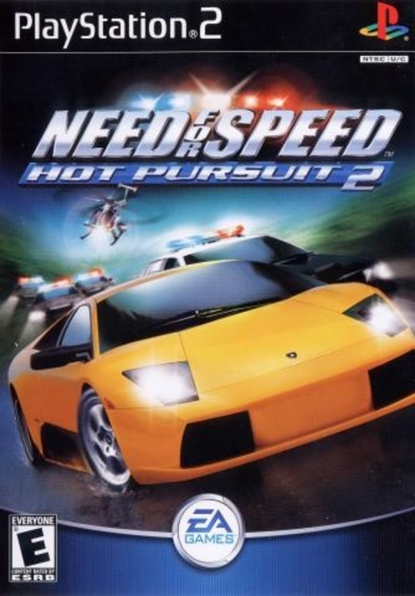 Cover zu Need for Speed: Hot Pursuit 2
