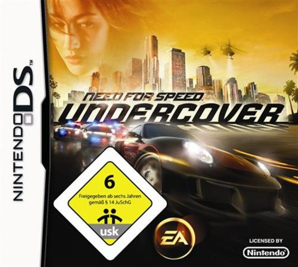 Cover zu Need for Speed: Undercover