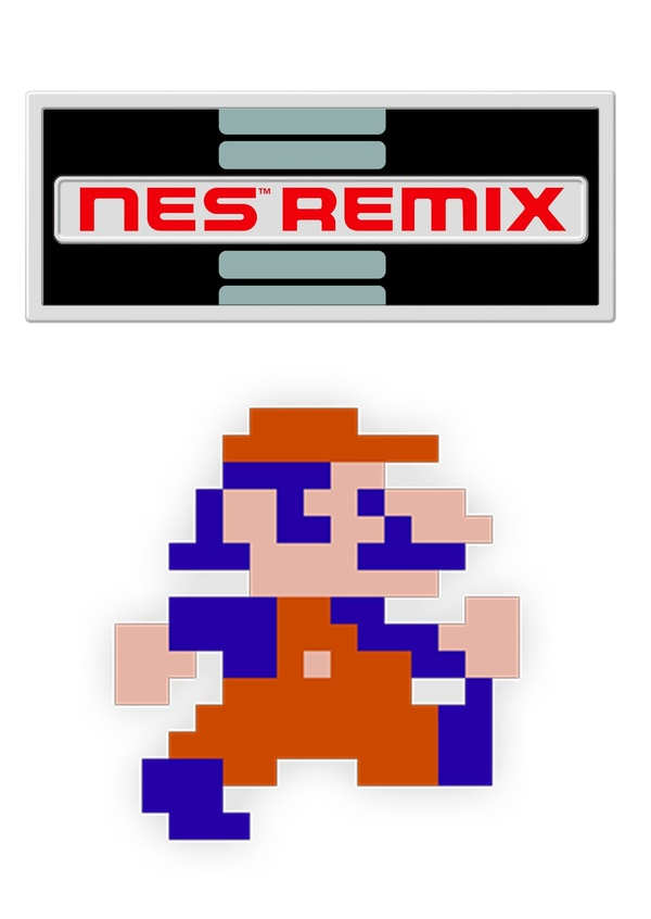 Cover zu NES Remix