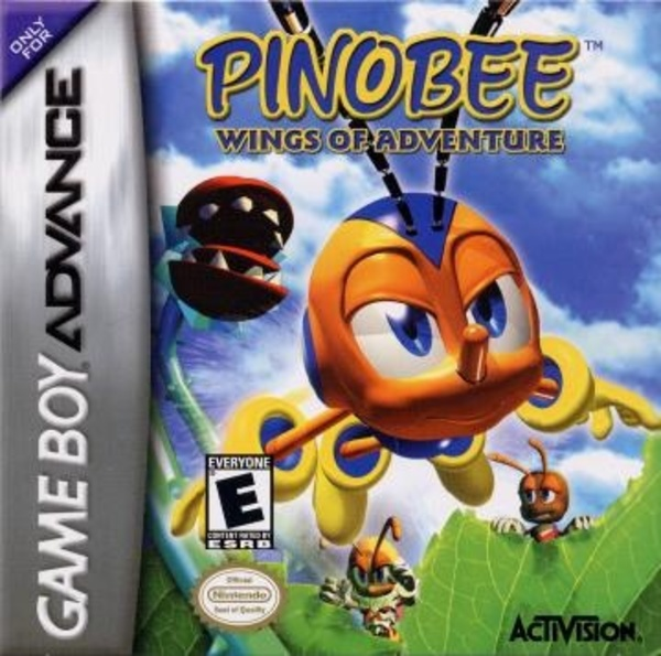 Cover zu Pinobee: Wings of Adventure