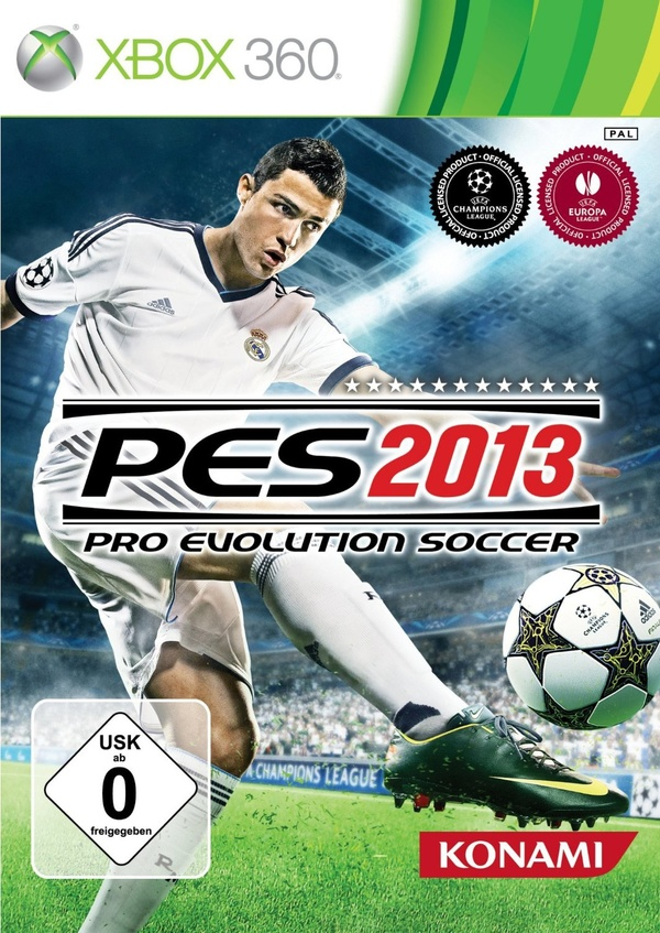 Cover zu Pro Evolution Soccer 2013