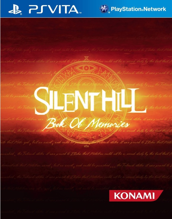 Cover zu Silent Hill: Book of Memories