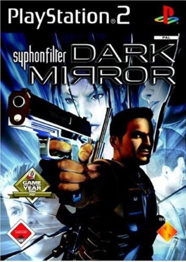 Cover zu Syphon Filter: Dark Mirror