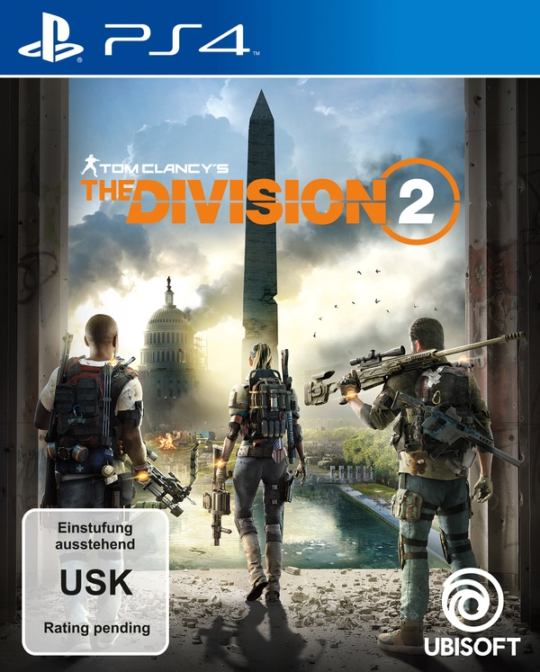 Cover zu The Division 2