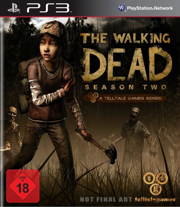 Cover zu The Walking Dead: Season 2