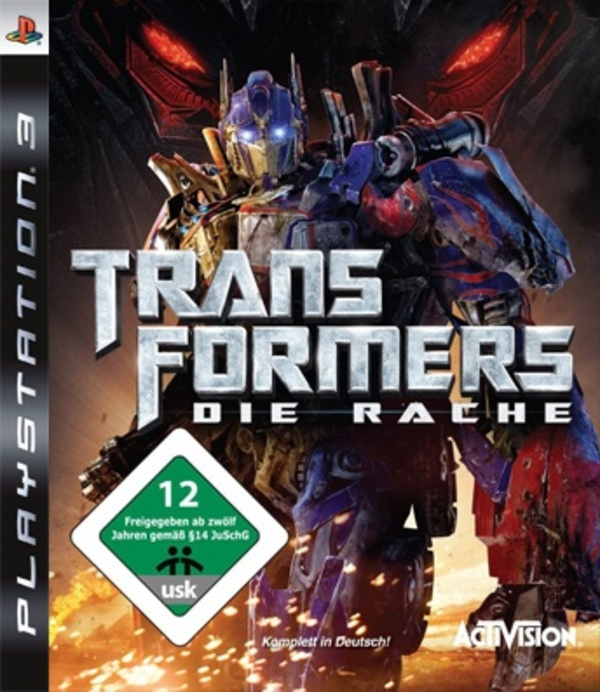 Cover zu Transformers: Die Rache