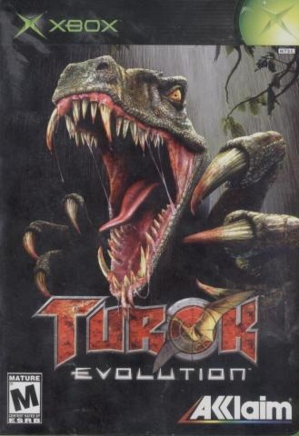 Cover zu Turok: Evolution