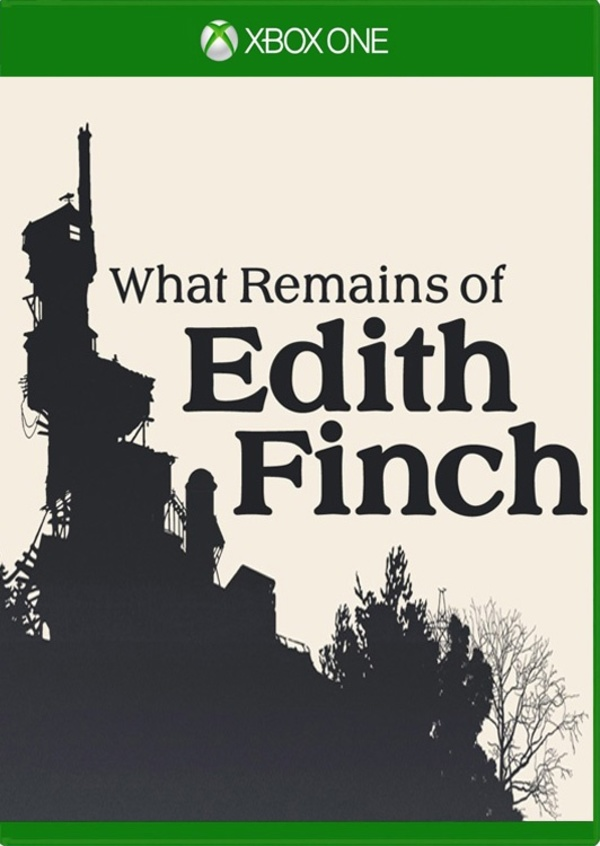 Cover zu What Remains of Edith Finch