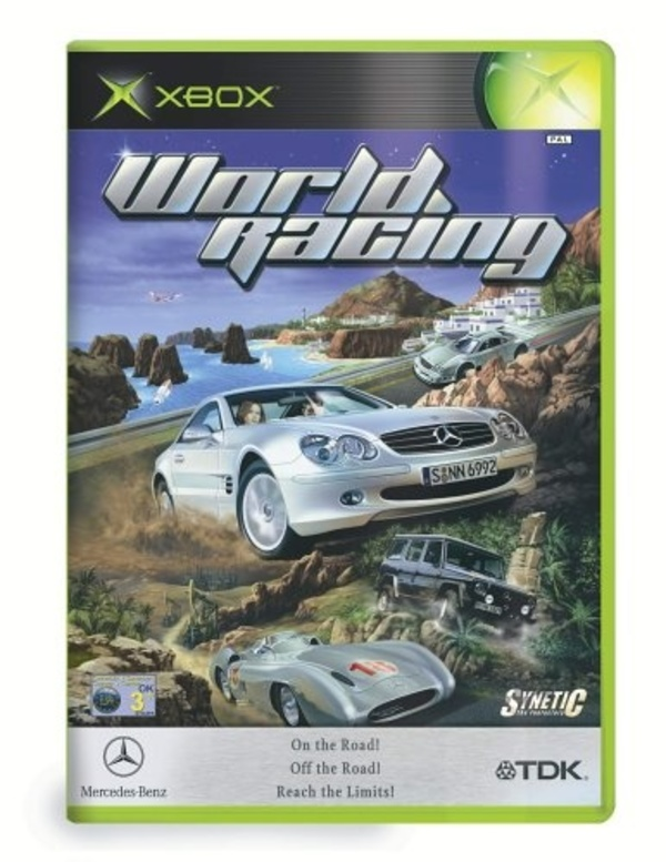 Cover zu World Racing