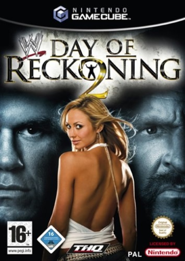 Cover zu WWE Day of Reckoning 2