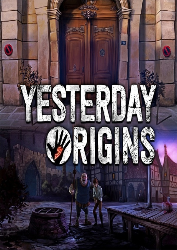 Cover zu Yesterday Origins