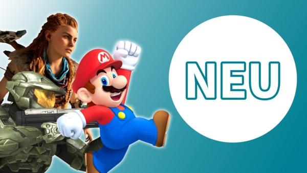 Neue Spiele für PS4, Xbox & Switch: Neue Woche bringt zwei Blockbuster