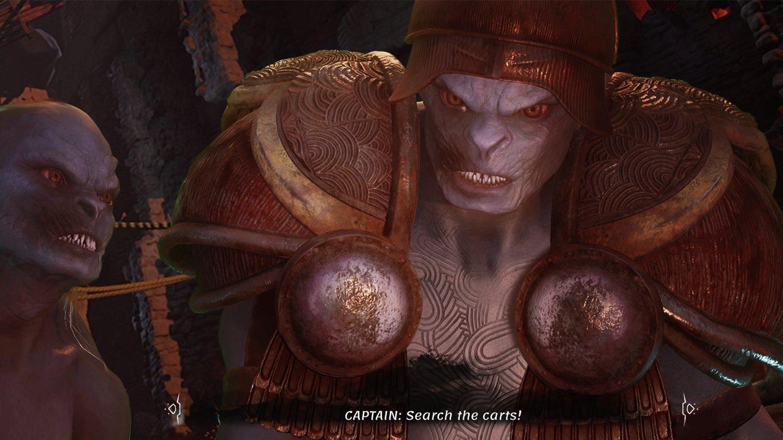 Der Herr Der Ringe Gollum Erste Ps5 Bilder Zeigen Stealth Gameplay