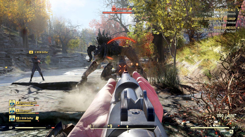 Fallout 76 Komplette Karte.Fallout 76 So Viel Zu Entdecken Das Ist Die Komplette Map Des Spiels