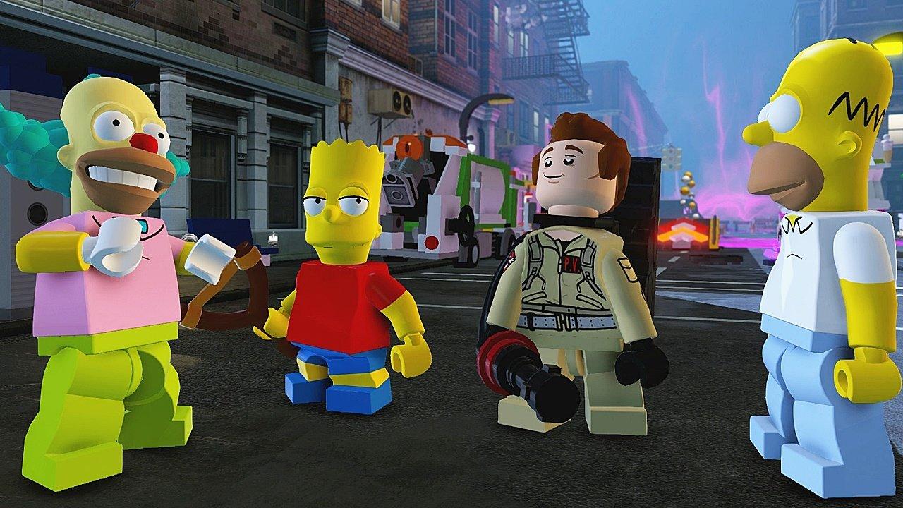 Lego Dimensions Nach Kritik Charaktere Mit Ingame Währung